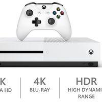 Consola Xbox One S de 1TB por 218 euros y envío gratis en Amazon