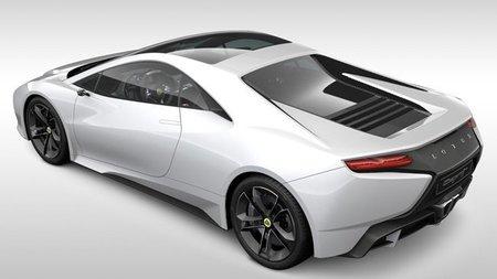 El Lotus Esprit tendrá una versión híbrida