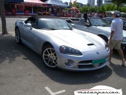 American Cars Platja d'Aro 2007, el Dodge Viper SRT-10 y su V10