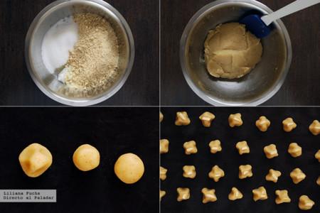 Pastas de Mazapán