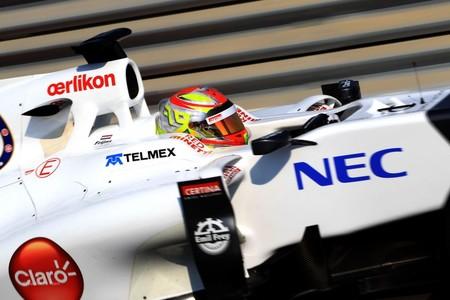 Sauber quiere a un Robin Frijns activo en 2013