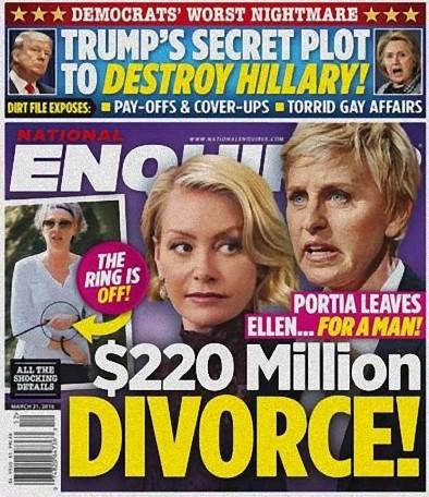 Divorcios millonarios