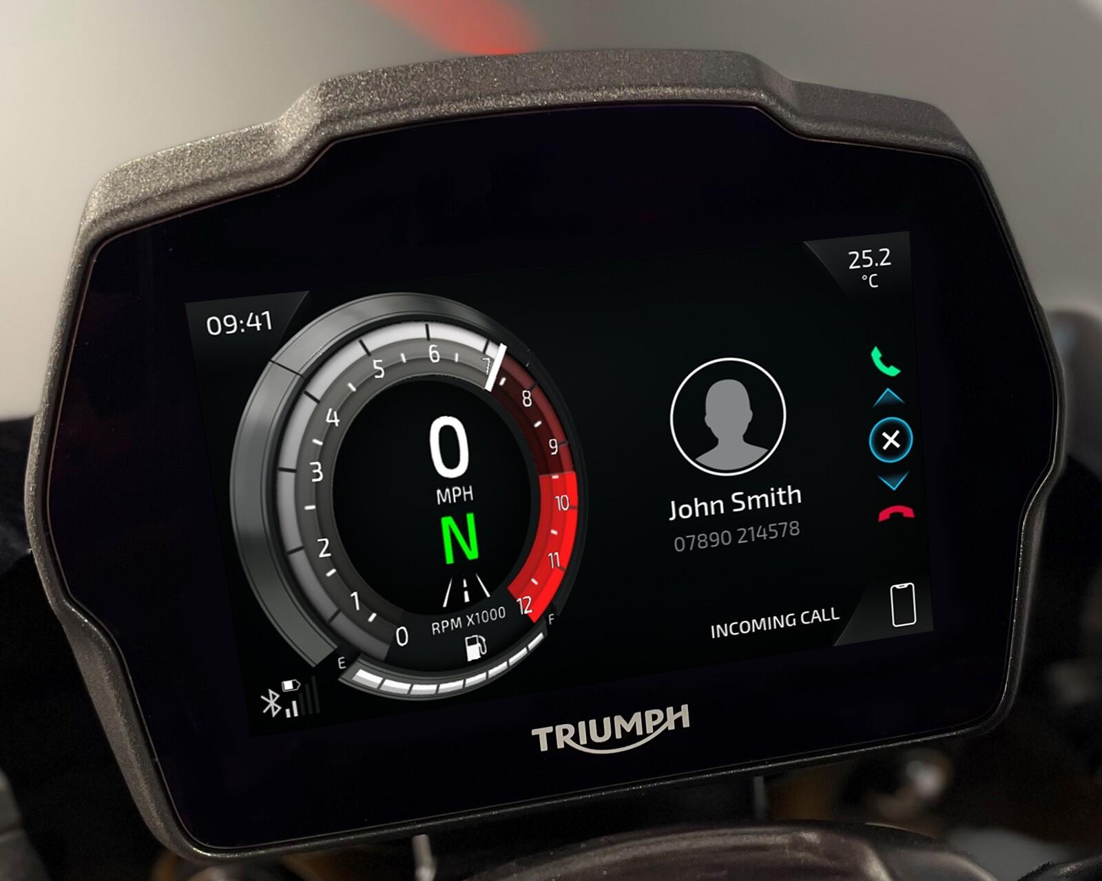 Foto de Triumph Speed Triple 1200 RS 2021 (65/71)