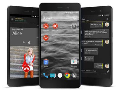 Ya a la venta el Blackphone 2, el principal rival de la Blackberry Priv