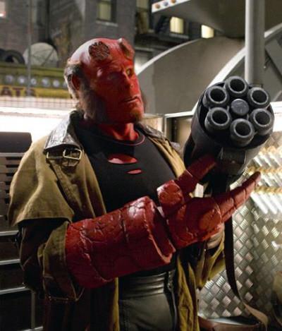 Primera imagen oficial de 'Hellboy II: The Golden Army'