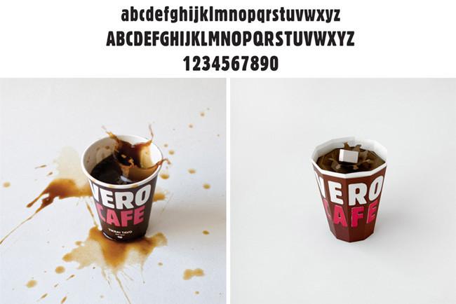 comida tipografía 5