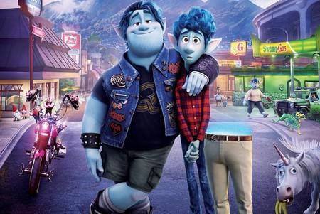 Hemos visto 'Onward': la fantástica aventura épica de dos hermanos, con grandes lecciones que te harán reír y llorar