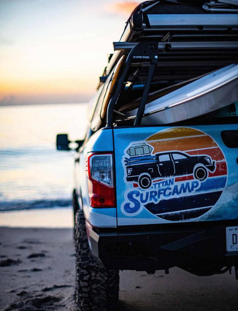 Foto de Nissan Titan XD Surfcamp (18/19)