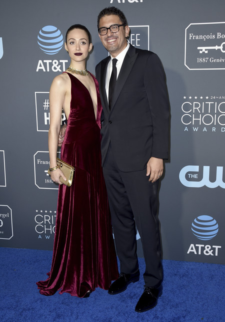 Critics Choice Awards Parejas 3