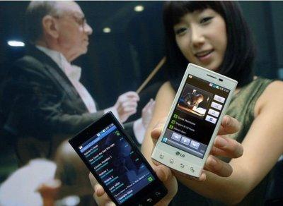 LG elige a Ennio Morricone para la banda sonora de sus móviles