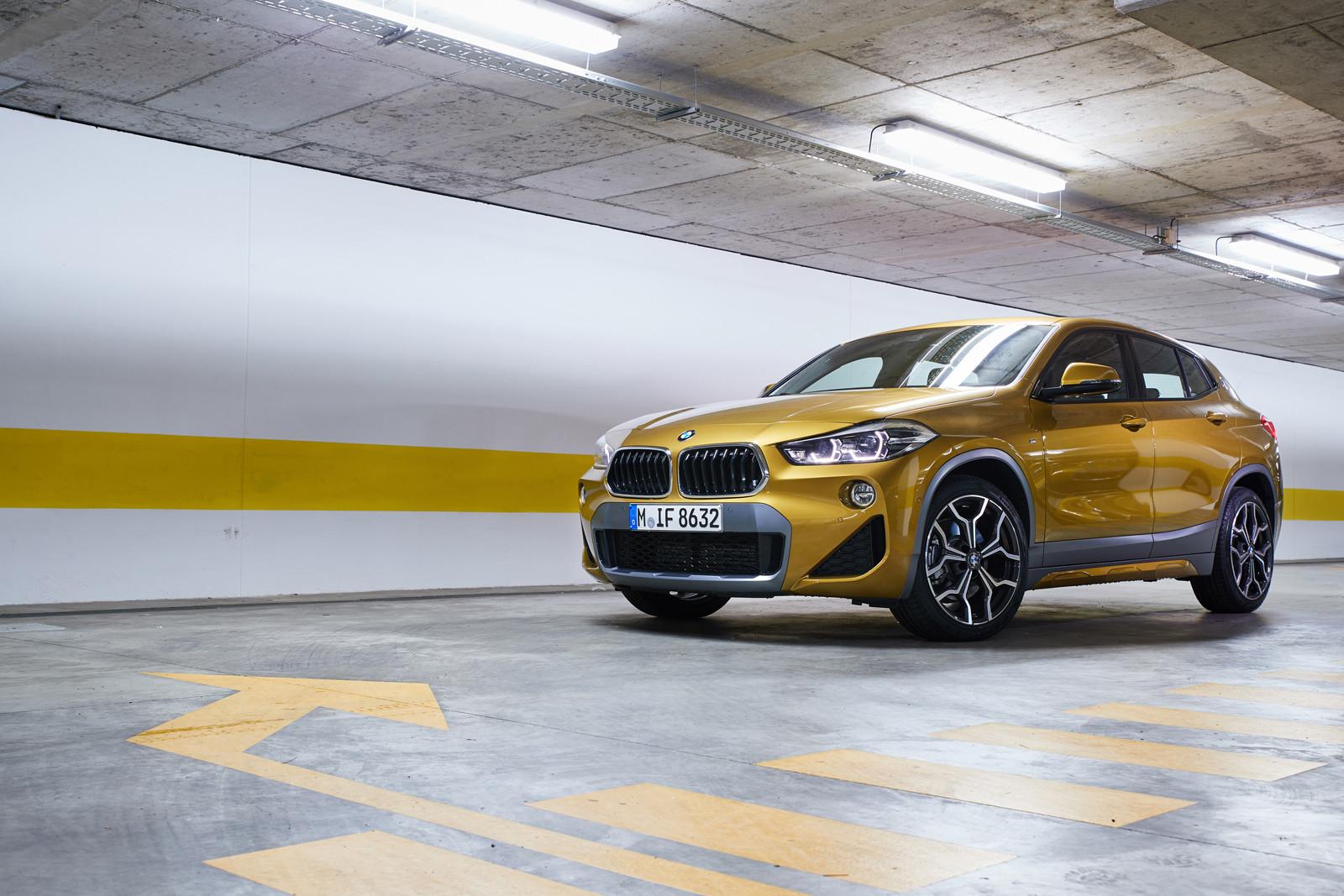 Foto de BMW X2 (contacto) (40/86)