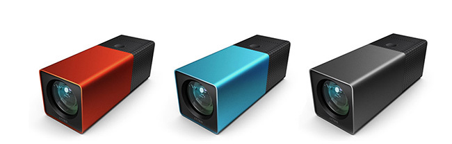 Lytro cámara