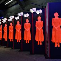 La instalación artística de 'The Handmaid's Tale', la imagen de la semana