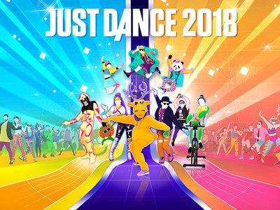 Just Dance 2018 llegará el 26 de octubre con 40 nuevos temas... y sí, saldrá en Wii  [E3 2017]