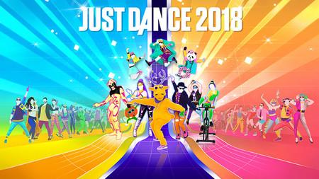 Just Dance 2018 Llegara El 26 De Octubre Con 40 Nuevos Temas E3 2018