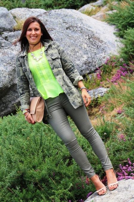 Una blogger + una camisa = tres looks distintos