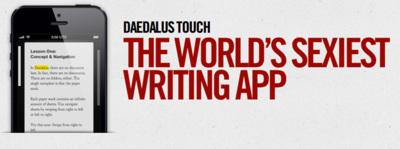 Daedalus, editor de texto para iOS con soporte para Markdown