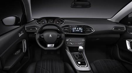 Peugeot 308 2013, vista interior