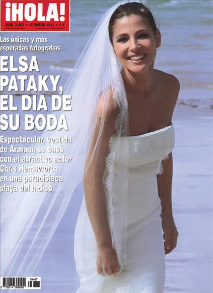 Elsa Pataky Boda