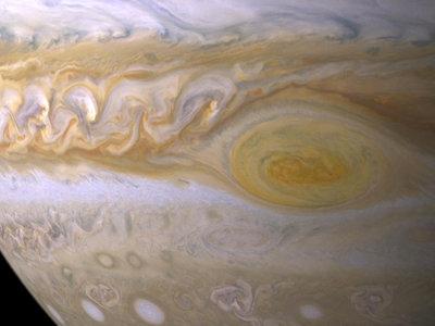 Adiós, Gran Mancha Roja: la NASA calcula que a la gran tormenta de Júpiter le queda más bien poco