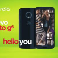 Moto G6: la sexta generación del superventas de Motorola llega a Amazon por 269 euros