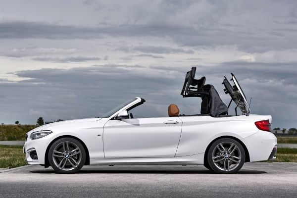 Foto de BMW M240i Convertible (7/18)