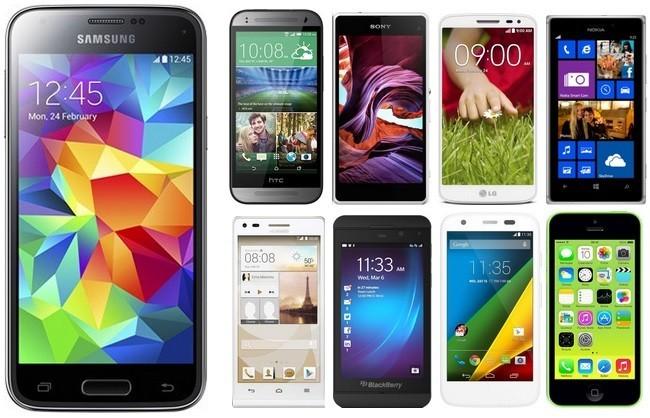 Así queda el Samsung Galaxy S5 mini comparado con sus rivales