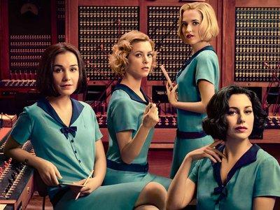'Las chicas del cable', pisando demasiado sobre seguro
