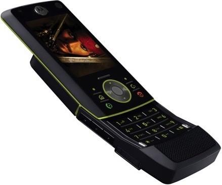 Motorola Z8 era el Media Monster