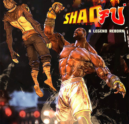 Shaq Fu: A Legend Reborn enseña músculos, dientes y campaña en Indiegogo