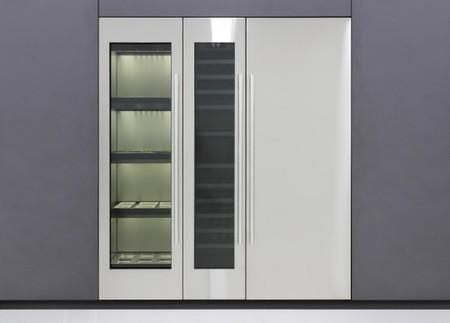 Este no es un nuevo refrigerador de LG, sino una jardinera tecnológica para cultivar tus propios vegetales