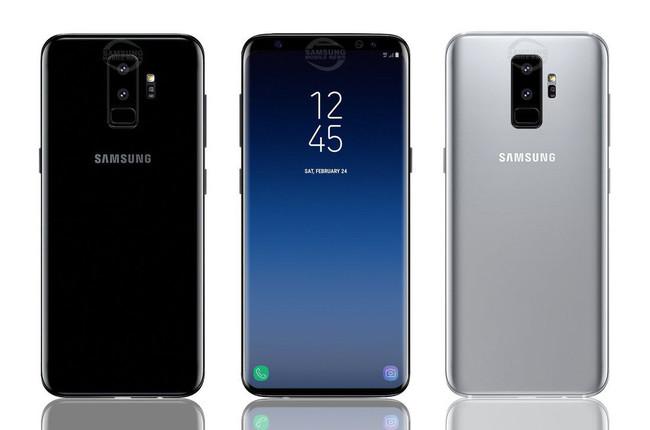 Galaxy S9 Filtraciones Anteriores