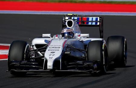 """Valtteri Bottas:""""Los Mercedes están en otro nivel"""""""