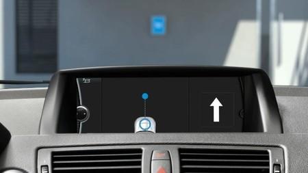Cargador inalámbrico para automóviles en alineación