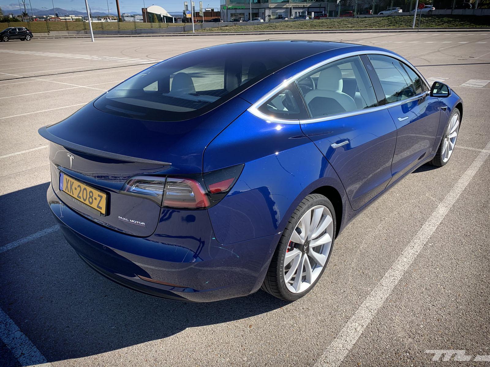 Foto de Tesla Model 3 Performance (prueba) (33/54)
