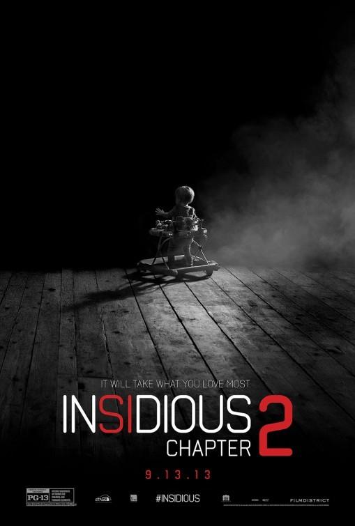 Foto de Carteles de 'Insidious 2' (1/4)