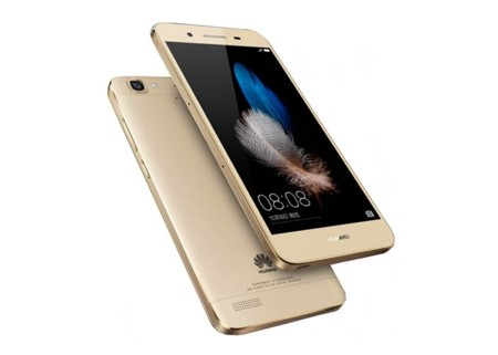 Así es el nuevo 'Enjoy 5S' de Huawei