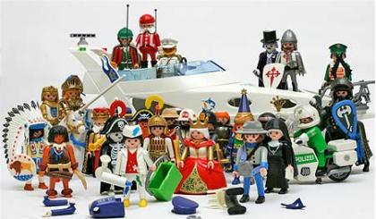 Los juguetes de la década de los 80 sometidos a votación