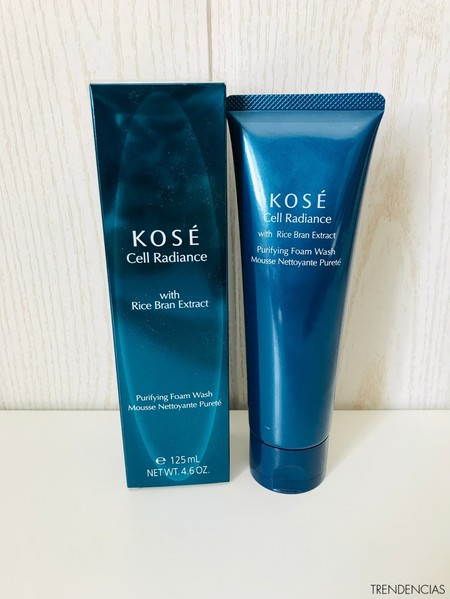 review kose cell radiance