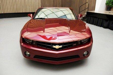 Primeras imágenes del Chevrolet Camaro Convertible