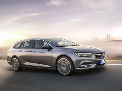 Opel Insignia Sports Tourer, la vagoneta en la que caben tu chelo y cuatro maletas