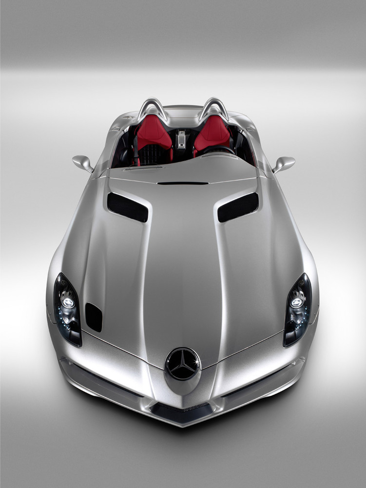 Foto de Mercedes-Benz SLR Stirling Moss (30/44)