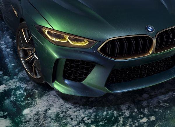 Foto de BMW Concept M8 Gran Coupé (2/7)