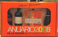 Pack de Navidad del Anuario de la Cocina de la Comunidad Valenciana