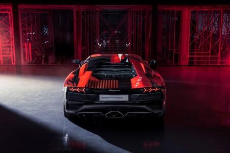 Lamborghini Aventador S Por Yohji Yamamoto 11