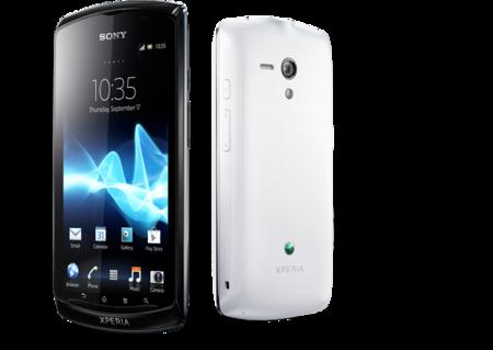 Sony Xperia neo L, un terminal de gama media con Android 4.0