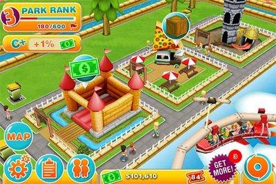 'Theme Park' resurge de entre los muertos para iOS