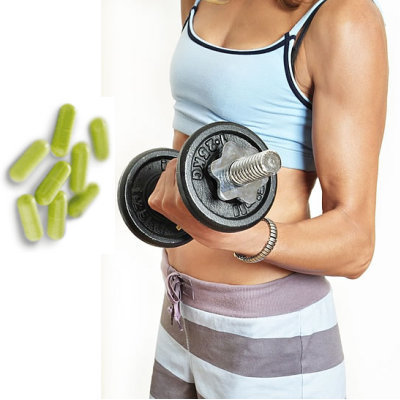 Una píldora para incrementar el rendimiento y la masa muscular