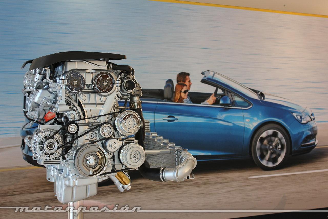 Foto de Opel Cabrio 2013 (presentación) (11/52)
