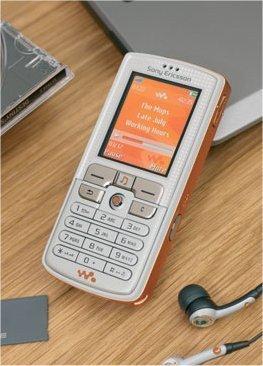 La música en tu walkman-teléfono de Sony Ericsson